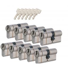Iseo F6 extra cilinder met kerntrekbeveiliging (10x) SKG***