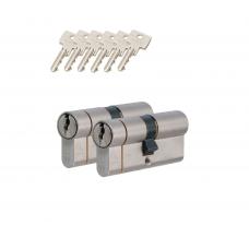 Iseo F6 extra cilinder met kerntrekbeveiliging (2x) SKG***