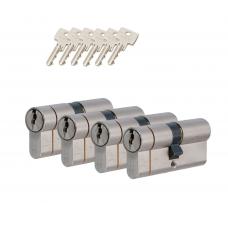 Iseo F6 extra cilinder met kerntrekbeveiliging (4x) SKG***