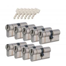 Iseo F6 extra cilinder met kerntrekbeveiliging (9x) SKG***