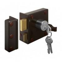 Lips 1753 veiligheids voordeur oplegslot SKG**