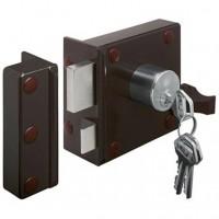 Lips 1754 veiligheids voordeur oplegslot SKG**