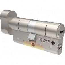 M&C Color+ knop cilinder met kerntrekbeveiliging (1x) SKG***