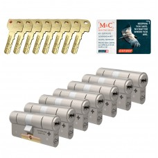 M&C Condor cilinder met kerntrekbeveiliging (7x) SKG***