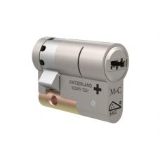 M&C Condor halve cilinder met kerntrekbeveiliging SKG***