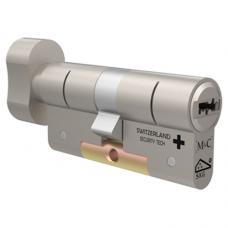 M&C Condor knop cilinder met kerntrekbeveiliging SKG***