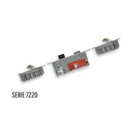 Buva 7220 driepuntssluiting SKG*** 209cm lang, PC72, krukbed.
