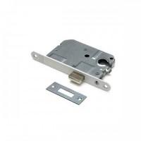 Dulimex cilinder insteekslot voor kastdeuren wit, zwart of RVS