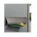 Hoppe doorline tochtborstel met RVS klep