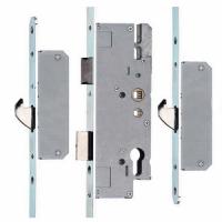 KFV driepuntssluiting 2055x24mm, PC72, doorn55 SKG3 cil.bediend