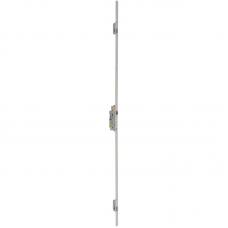 HMB meer-puntsluiting 24X1700mm PC72 Doorn55 cilinder bediend