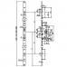 Nemef meerpuntssluiting 1700x20 PC72 Doorn55 SKG3 cilinderbed.