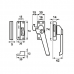 Axa raamboompje 3319 F1 SKG* opbouw