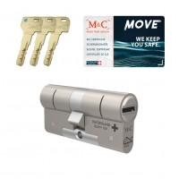 M&C Move cilinder met kerntrekbeveiliging (1x) SKG***