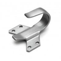 DX korte haak zilvergrijs