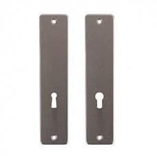 Ami binnendeurbeslag PC55 F1 cilinder slotAmi binnendeurbeslag PC55 F1 zonder deurkruk/cilinder slot