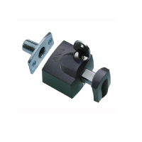 Axa oplegslot 3012 antraciet 3012-20-97/G SKG*
